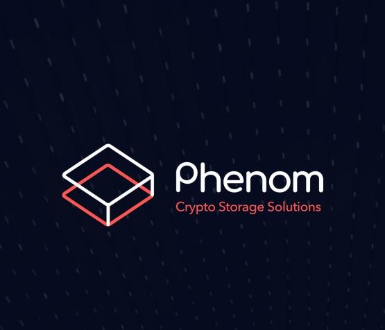 Phenom.team дизайн сайта